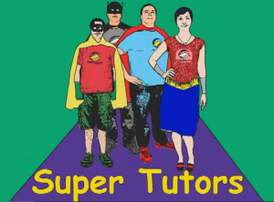 James Madison University's Super Tutors Video Still